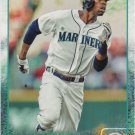 James Jones 2015 Topps #494 Seattle Mariners Baseball Card