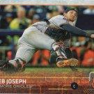 Caleb Joseph 2015 Topps #612 Baltimore Orioles Baseball Card