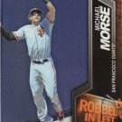 Michael Morse 2015 Topps 'Robbed' #R-8 San Francisco Giants Baseball Card