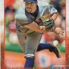 Bryan Shaw 2015 Topps #425 Cleveland Indians Baseball Card
