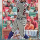 Eric Young Jr. 2015 Topps #199 New York Mets Baseball Card