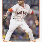 Travis Blackley 2013 Topps Update #US215 Houston Astros Baseball Card
