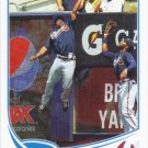 Michael Bourn 2013 Topps #540 Atlanta Braves Baseball Card