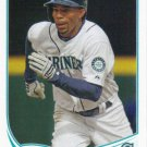 Endy Chavez 2013 Topps Update #US327 Seattle Mariners Baseball Card