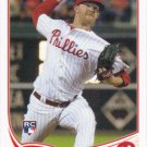 Tyler Cloyd 2013 Topps Rookie #197 Philadelphia Phillies Baseball Card