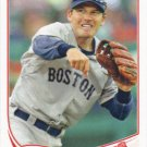 Stephen Drew 2013 Topps Update #US84 Boston Red Sox Baseball Card
