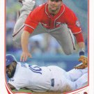 Danny Espinosa 2013 Topps #97 Washington Nationals Baseball Card