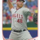 Tommy Hanson 2013 Topps #352 Los Angeles Angels Baseball Card