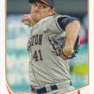 Philip Humber 2013 Topps #535 Houston Astros Baseball Card