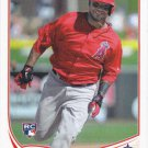 Luis Jimenez 2013 Topps Rookie #464 Los Angeles Angels Baseball Card