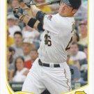 Garrett Jones 2013 Topps #475 Pittsburgh Pirates Baseball Card