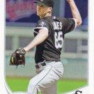 Nate Jones 2013 Topps Update #US312 Chicago White Sox Baseball Card