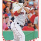 Daniel Nava 2013 Topps Update #US185 Boston Red Sox Baseball Card