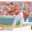 Darren O'Day 2013 Topps Update #US260 Baltimore Orioles Baseball Card