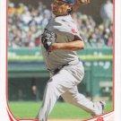 Vicente Padilla 2013 Topps #279 Boston Red Sox Baseball Card