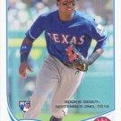 Jurickson Profar 2013 Topps Update Rookie #US234 Texas Rangers Baseball Card