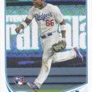 Yasiel Puig 2013 Topps Update Rookie #US250 Los Angeles Dodgers Baseball Card