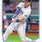 Luke Scott 2013 Topps Update #US256 Tampa Bay Rays Baseball Card