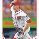 Craig Stammen 2013 Topps Update #US311 Washington Nationals Baseball Card