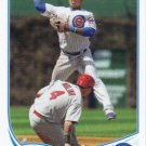 Luis Valbuena 2013 Topps Update #US182 Chicago Cubs Baseball Card