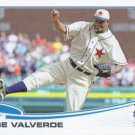 Jose Valverde 2013 Topps Update #US223 Detroit Tigers Baseball Card