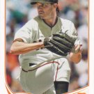 Barry Zito 2013 Topps #75 San Francisco Giants Baseball Card