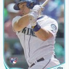 Mike Zunino 2013 Topps Update Rookie #US126 Seattle Mariners Baseball Card