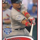 Rafael Furcal 2012 Topps Update #US75 St. Louis Cardinals Baseball Card