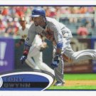 Tony Gwynn 2012 Topps #284 Los Angeles Dodgers Baseball Card