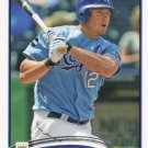 Mitch Maier 2012 Topps #474 Kansas City Royals Baseball Card