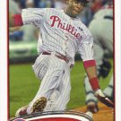 John Mayberry 2012 Topps #353 Philadelphia Phillies Baseball Card