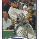 Darnell McDonald 2012 Topps Update #US282 New York Yankees Baseball Card