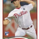 Joe Savery 2012 Topps Rookie #464 Philadelphia Phillies Baseball Card