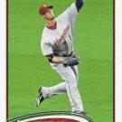 Jordan Schafer 2012 Topps #428 Houston Astros Baseball Card
