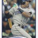 Eric Thames 2012 Topps #293 Toronto Blue Jays Baseball Card