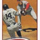 Wilson Valdez 2012 Topps Update #US172 Cincinnati Reds Baseball Card