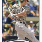 Will Venable 2012 Topps #132 San Diego Padres Baseball Card
