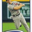 Jack Wilson 2012 Topps Update #US103 Atlanta Braves Baseball Card