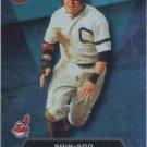 Shin-Soo Choo 2011 Topps 'Topps Town' #TT-14 Cleveland Indians Baseball Card