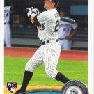 Scott Cousins 2011 Topps Rookie #287 Florida Marlins Baseball Card
