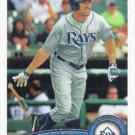 Johnny Damon 2011 Topps #466 Tampa Bay Rays Baseball Card
