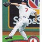 J.D. Drew 2011 Topps #653 Boston Red Sox Baseball Card