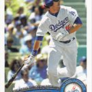 Andre Ethier 2011 Topps Update #US259 Los Angeles Dodgers Baseball Card