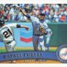 Rafael Furcal 2011 Topps #441 Los Angeles Dodgers Baseball Card