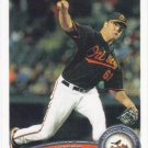 Kevin Gregg 2011 Topps Update #US328 Baltimore Orioles Baseball Card