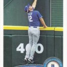 Mitch Maier 2011 Topps #658 Kansas City Royals Baseball Card