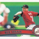 Bud Norris 2011 Topps #534 Houston Astros Baseball Card
