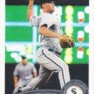 Matt Thornton 2011 Topps #622 Chicago White Sox Baseball Card