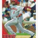 Willy Taveras 2010 Topps #113 Cincinnati Reds Baseball Card