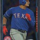 Shin-Soo Choo 2014 Topps Chrome #122 Texas Rangers Baseball Card